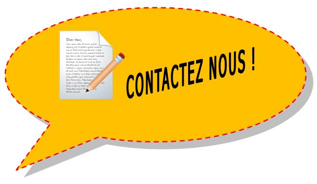 Contact - Contactez-nous