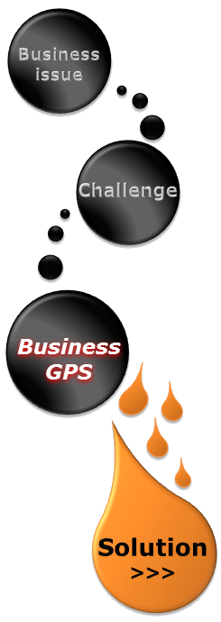 Business GPS : the sequence of steps