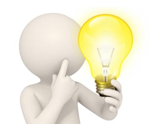 L'homme de réflexion : Et la lumière fût - The light is shining again