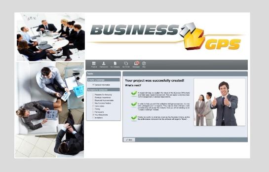 Wallpaper Business GPS