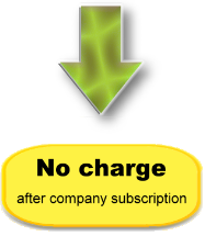 no charge after company registration