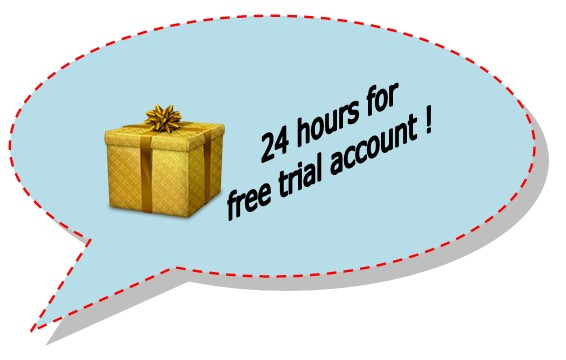 Business GPS - 24 hours for free