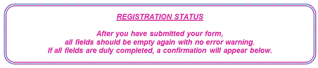 Registration status (GB)