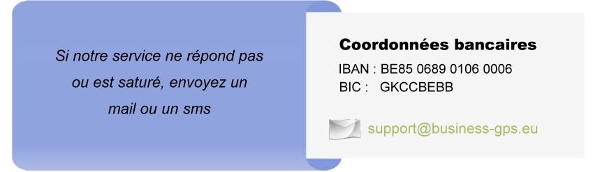 Bank information (FR4)